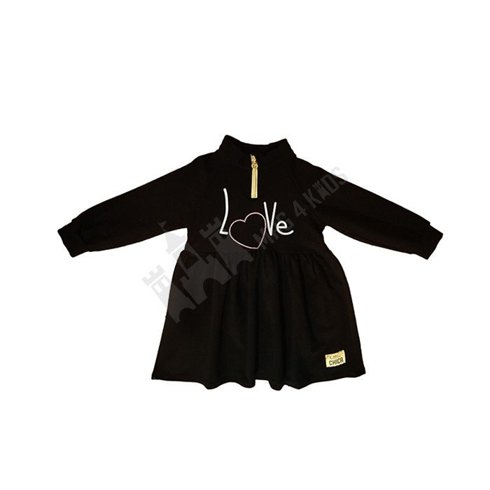 "Рокля ""Love Little chica"" 110-128"