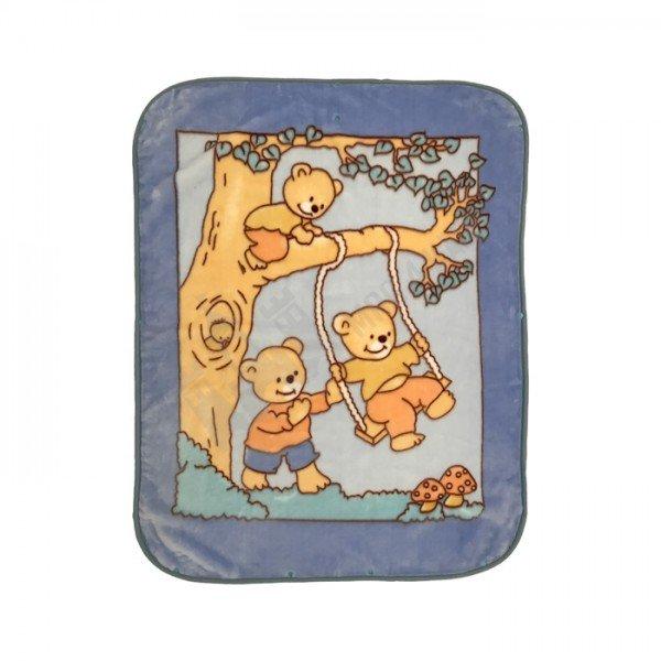 """Одеяло Порт бебе  """"Dream Baby"""" 80-110 в кутия"""