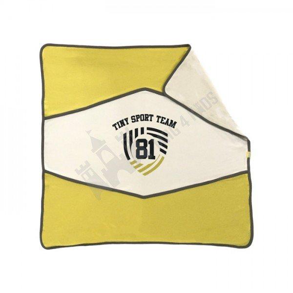 """Пелена рипс """"81"""" жълта"""