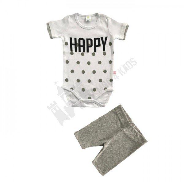 """Комплект """"Happy"""" сиво 68-98"""