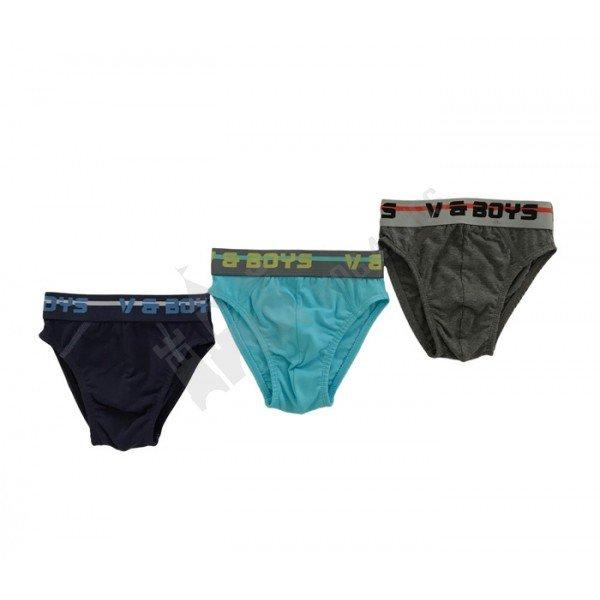 Boy Plain Briefs 158-170
