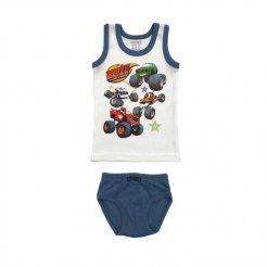 Boy Rib Underwear set 110-128