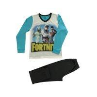 Пижама с дълъг ръкав момче сингъл 134-164