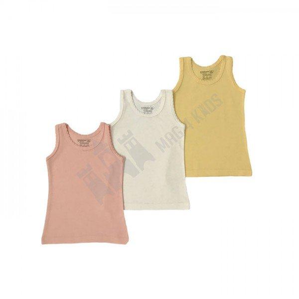 Потник цветен памук-ликра момиче 110-128