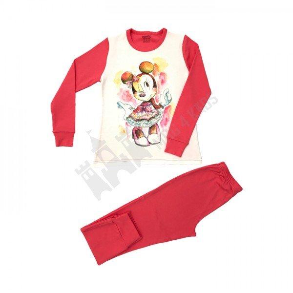 Long Slееve Pajama 134-152