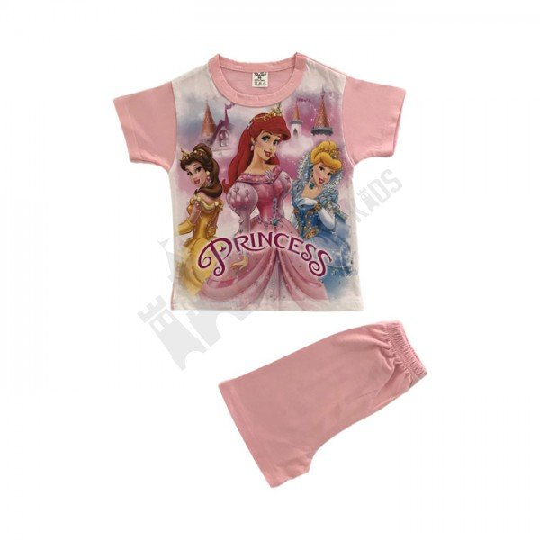 """Пижама къс ръкав """"Princess"""" 98-116"""