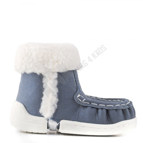Toddlers Shoes Winter - dark blue 19-20