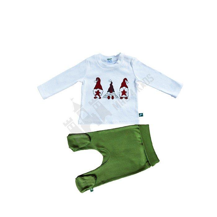 "Блуза с ританка ""Christmas"" 56-74"