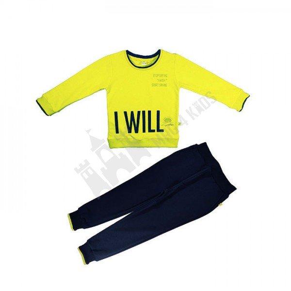 """Комплект """"I Will"""" 104-128"""